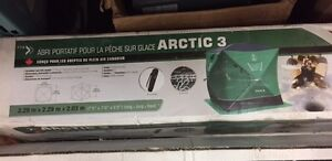 Arctic Ice fishing Shelter, 3 - 4 person