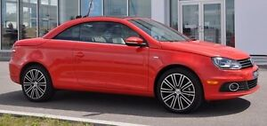 2015 Volkswagen Eos Wolfsburg Edition Coupe (2 door)