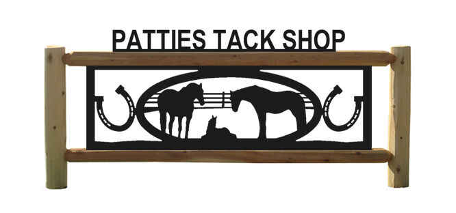 PERSONALIZED EQUESTRIAN SIGNS - HORSES  -SADDLES - HORSESHOES