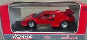 Wanted: Mint MAJORETTE 4203 red LAMBORGHINI COUNTACH  Diecast HT