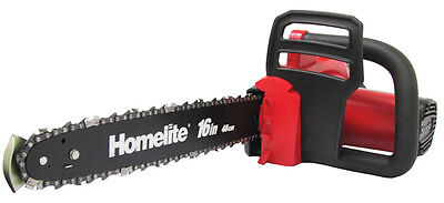 "Homelite UT43120 16"" Bar 12-Amp Electric Corded Chain Saw Tree ChainSaw on Rummage"