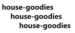 housegoodies2009