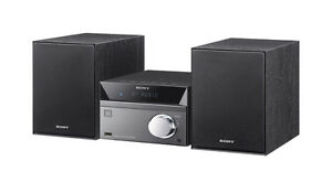 Sony CMT-SBT40D Micro System with CD DVD, Bluetooth and USB