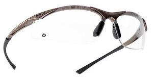 BOLLE-Contour-chiara-occhiali-di-sicurezza-amp-Free-Storage-Pouch