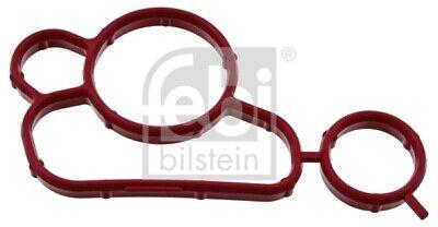 FEBI 48366 Dichtung Ölfiltergehäuse für SEAT VW AUDI