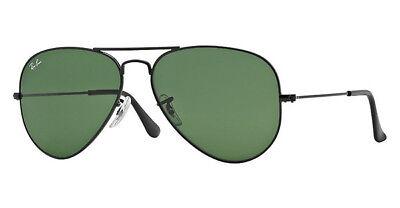 Ray Ban RB 3025 Aviator L2823 Größe 58 Sonnenbrille Neu mit Rechnung