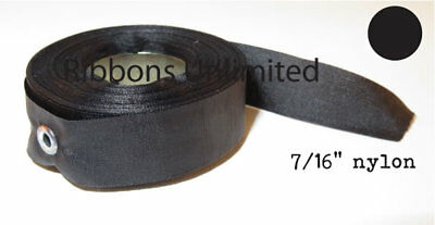 Compatible Replacement Black Ribbon - Compatible with 7/16