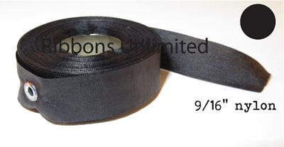 Compatible Replacement Black Ribbon - Compatible with 9/16