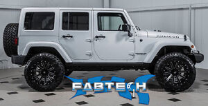 Jeep lifts from ONLY $1099 INSTALLED!! Edmonton Edmonton Area image 3