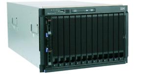 IBM Bladecenter E-chassis