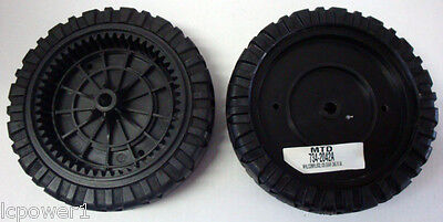 734-2042A (2) 934-2042A Front Self Propelled Push Mower Wheels 8 X 2