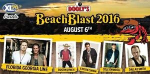 Dooly's Beach Blast 2016. SAVE $$$$$$