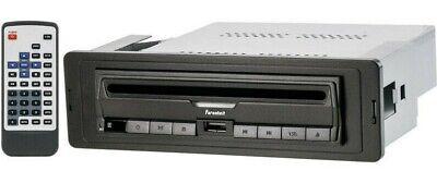 FARENHEIT DVD-39 1 SINGLE DIN IN-DASH CAR DVD/CD/MP3/USB PLAYER WARRANTY DVD39