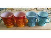 Fire King Vintage Mugs