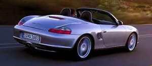 2000 - 2004 Porsche Boxster