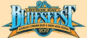 Bluesfest Byron Bay 5 days ticket + 5 days camping Randwick Eastern Suburbs Preview