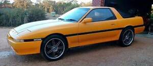 1989 Toyota Supra Coupe Campbells Creek Mount Alexander Area Preview