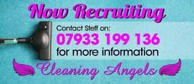 Domestic Cleaning Operative. Do you want to work for a company that lets you choose your own hours?