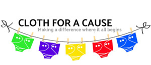 Cloth diapers for families in need (diaper bank)