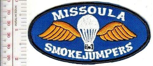 Hot Shot Crew USFS Montana Missoula Smokejumper Montana Aerial Fire Depot