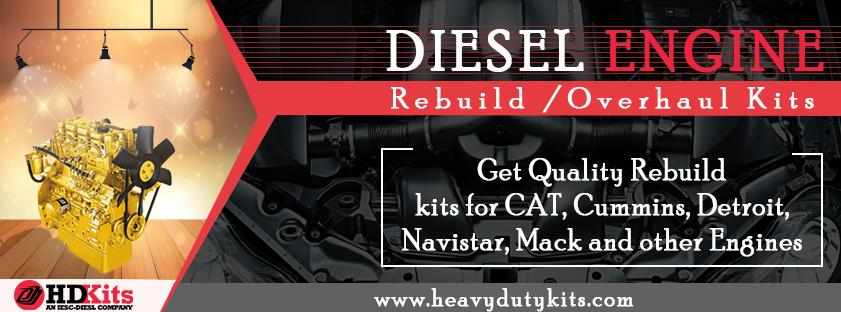 Heavy Duty Diesel Rebuild Kits