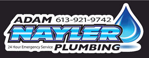 Plumber for hire
