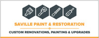 Saville Paint & Restoration - renovations & property maintenance