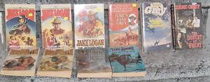 Lot of 10 Assorted Western Pocket Novels Belleville Belleville Area image 4