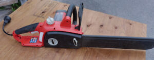 ChainSaw - electric - lightly used