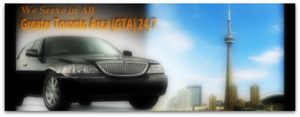 AR Limousine Services - Serving the GTA & Beyond at Great Rates