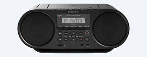Sony CD Boombox with Bluetooth