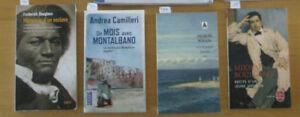 CEGEP - romans littérature français - 5$ chaque