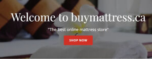 PILLOW TOP SINGLE MATTRESS AND BOX- NO TAX – FREE DELIVERY