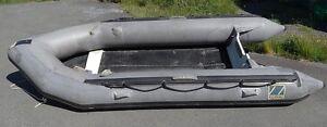 12 ft Zodiac Mark II Hyplon Boat  * AS IS*