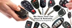 spare key for your vehicle?