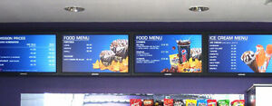 Point of Sale System / Digital Menu Board Kitchener / Waterloo Kitchener Area image 4