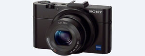 LOST sony camera rx100m2