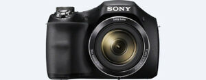 Sony Cyber-shot H300 20.1MP 35x Optical Zoom Digital Camera