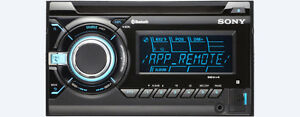 AUTORADIO SONY WX-GT90BT CD MP3 USB, AUX IPOD, IPHONE