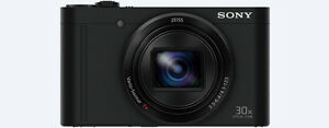 Sony Camera with 30x Optical Zoom