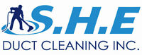 -- S.H.E Duct Cleaning --