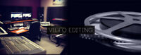 Pro Video Editing Services