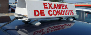 Location d'auto, voiture examen /RENT A CAR SAAQ EXAM