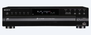 SONY 5-Disc CD Changer CDP-CE500