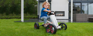 Go-Kart style 4 wheel bike (toddlers 2-5yrs) BERG Buzzy Fiat 500