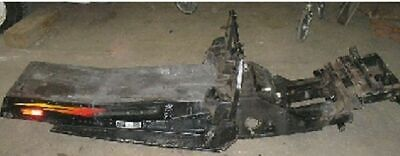 1998 Arctic Cat ZR 600 Carb Tunnel Frame Chassis