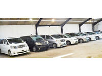 FRESH IMPORT CHOICE OF 4 TOYOTA ALPHARDS 2.4 AND 3.0 V6 PETROL AUTO