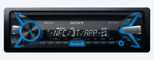 Sony MEXN4100BT Media receiver with Bluetooth Car Stereo