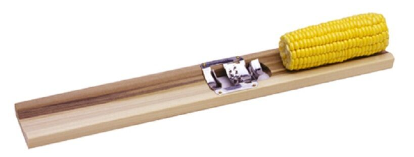 Norpro 5401 Corn Cutter And Creamer Slicer Wood on Sale