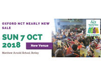 Oxford NCT Nearly New Sale - NEW VENUE